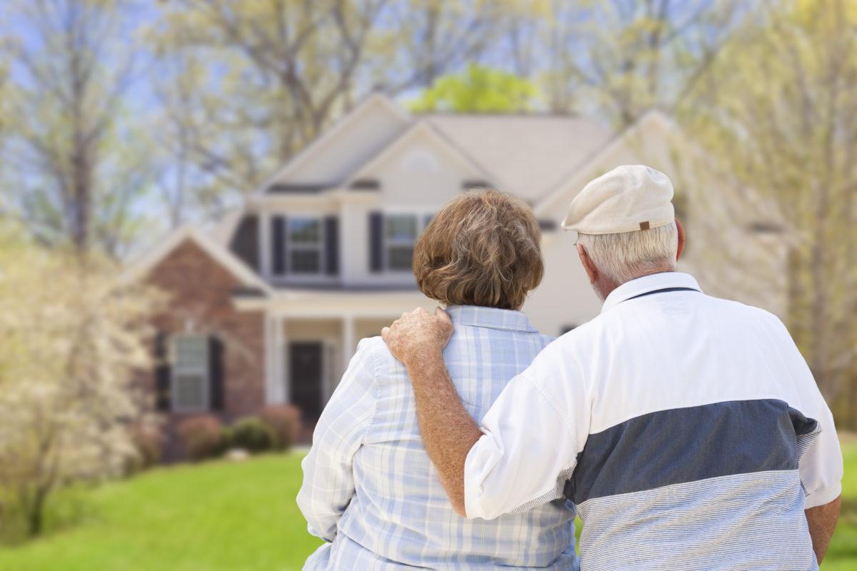 Ипотека для пожилого заемщика