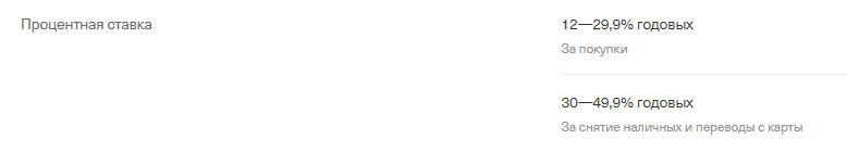 Проценты Тинькофф