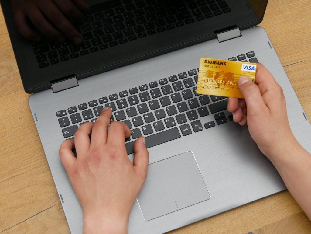 Платеж кредиткой онлайн